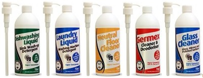 Healthy Cleaning Starter Kit