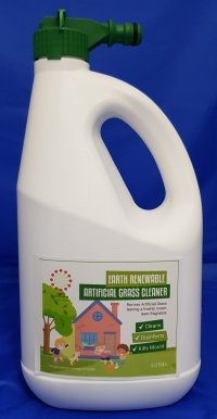 Artificial Grass Cleaner and Yard Maintainer