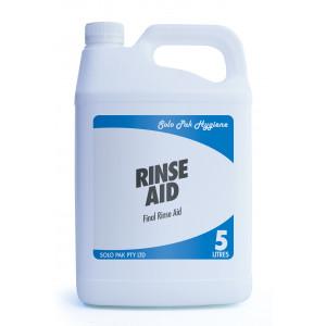 Solo Pak Rinse Aid